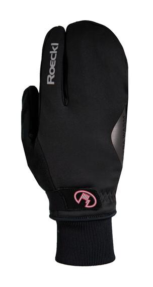 Roeckl Vadura Trigger Handschuhe schwarz